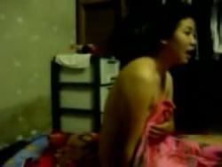 คลิปหลุดเย็ดกับแฟนจอมเงี่ยนเสียงไทย