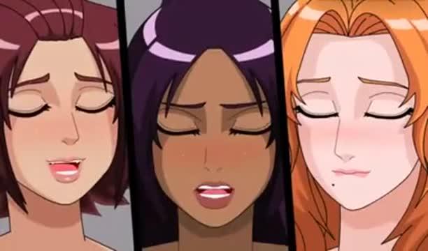 การ์ตูนโป๊xxx18+ 3สาวเลสเบี้ยน นมโต ยั่วเย็ด สวิงกิ้งกันอย่างมันส์ตีฉิ่งกันมันส์อย่างเสียว