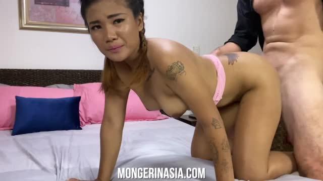 ดูหนัง18+ สาวไทยผิวสีโดนควยเย็ดหีเสียวจนจุกร้องไม่ออก Xvideos ได้แต่โก่งหีหันให้เย็ดท่าหมา ควยใหญ่แล้วยังกระแทกหีรัวๆไม่สงสารหีเลย