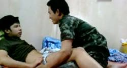 คลิปเกย์โดนนายทหารเย็ด