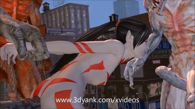 ดูอนิเมะออนไลน์ 3D Porn มนุษย์ต่างดาวจับตัวประกันมาลงแขก โดนรุมเย็ดกลางเมืองผลัดกันเอาควยให้โม้กxxx ยืนเสียบหีโยกรัวแล้วปล่อยน้ำแตกใส่หีตัวประกัน