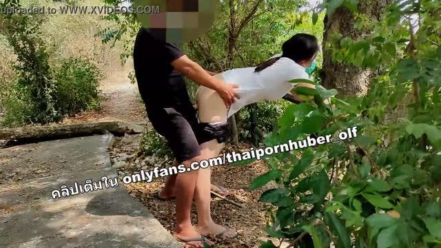[คลิป2] ดูคลิปดูดควย นัดแฟนนักศึกษามาอมควยให้ในป่าข้างมหาลัย น้ำแตกคาปาก