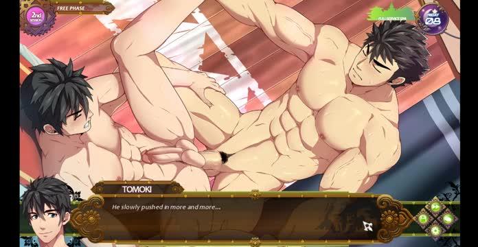 การ์ตูนโป๊อนิเมะเกย์ Yaoi XXX เกมตามล่าเกย์ควยใหญ่ จับเย็ดตูดทำแฟน เอามือชักทำให้ควยแข็ง ก่อนเอาควยแทงตูดประตูหลังจนติดใจ ร้องครางเสียวไม่หยุดเลย