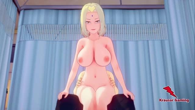 ดูการ์ตูนxxxโดจิน Naruto porn นารูโตะสามดี ป้าซึนาเดะเอาร่องนมถูควยคนไข้ นมโตมโหฬารหนีบควยถูไปถูมา ก่อนจะเผด็จศึกเย็ดกันบนเตียงขนไข้