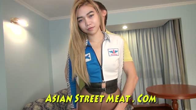 ดูหนังโป๊ไทย สาวผมทองโดนควยฝรั่งเย็ดหี รูหีฟิตนมชมพู