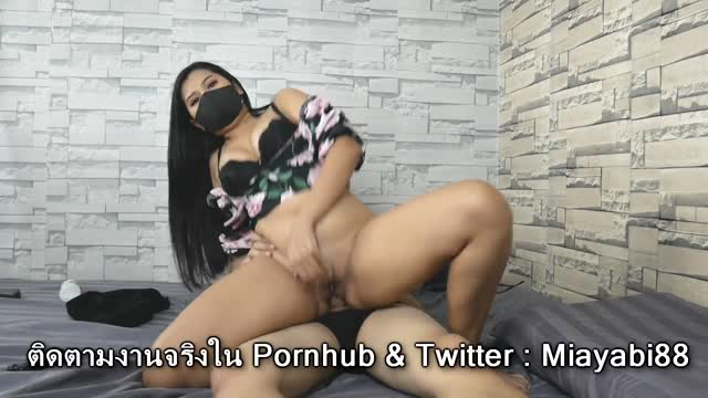 Vlog Sex คลิปโป๊ไทย Miayabi88 สาวไทยเที่ยวงานวัด ล้วงหีกันบนชิงช้าสวรรค์ pronhub ก่อนกลับมาจัดหนัก เย็ดสดขย่มควยด้วยความเงี่ยน แตกใส่เนินนม