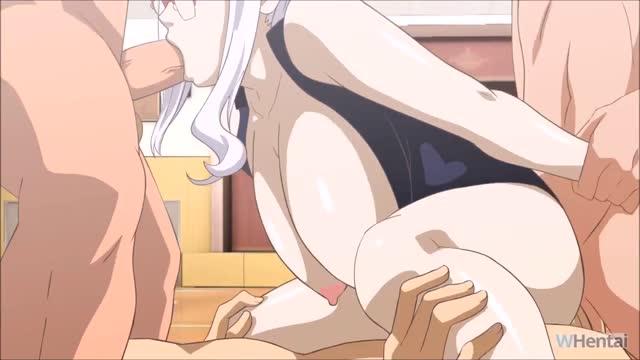 ดูการ์ตูน Hentai ฟรี Fuck Mirajane Fairy Tail เย็ดหีเมรี่เจนสุดสวย