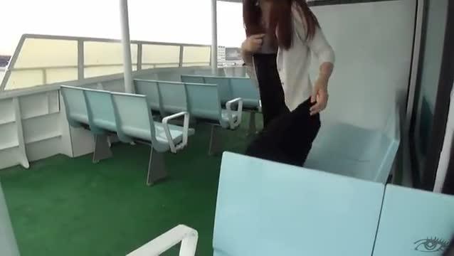 คลิปxxx นักท่องเที่ยว แหกหีบนเรือ ไม่มีอาย หีใหญ่อย่างเด็ด น่าเย็ดมาก ๆ หุ่นดีเวอร์