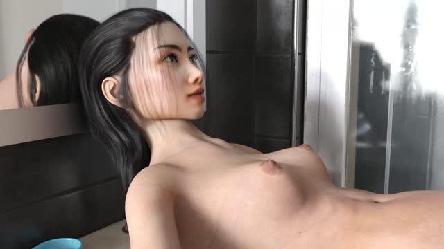 XVIDEOS การ์ตูนโป๊ เมดสาวใช้โดนเย็ดในห้องน้ำ โดนไอ้จ้อนเท่าแขน เย็ดจนหีระบม เสียบสดเย็ดให้ลึกมิดด้าม