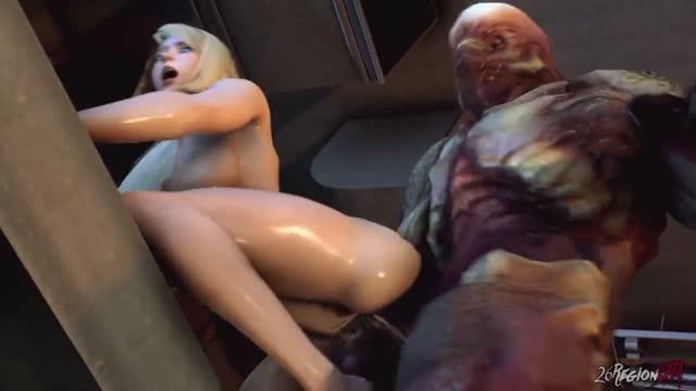 การ์ตูนโป๊ การ์ตูน x นางเอกมนุษย์สาวเจอดุ้นอลังการของป๊ศาจหื่นเสียบเย็ดหี