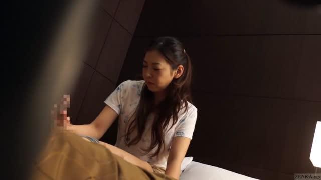 นางแบบญี่ปุ่น สวยมาก รับนวด แล้วโดนลูกค้าเย็ด
