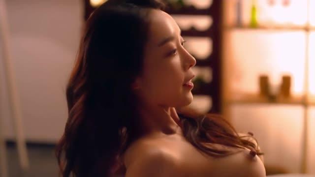 """หนังอีโรติกเกาหลี 2015 """"Ha Joo-Hee"""" ฉากเย็ดดุเดือดมาก แม้ภาพจะสวยแต่เย็ดกันมันส์ซะจนคนดูเงี่ยนตามเลย"""
